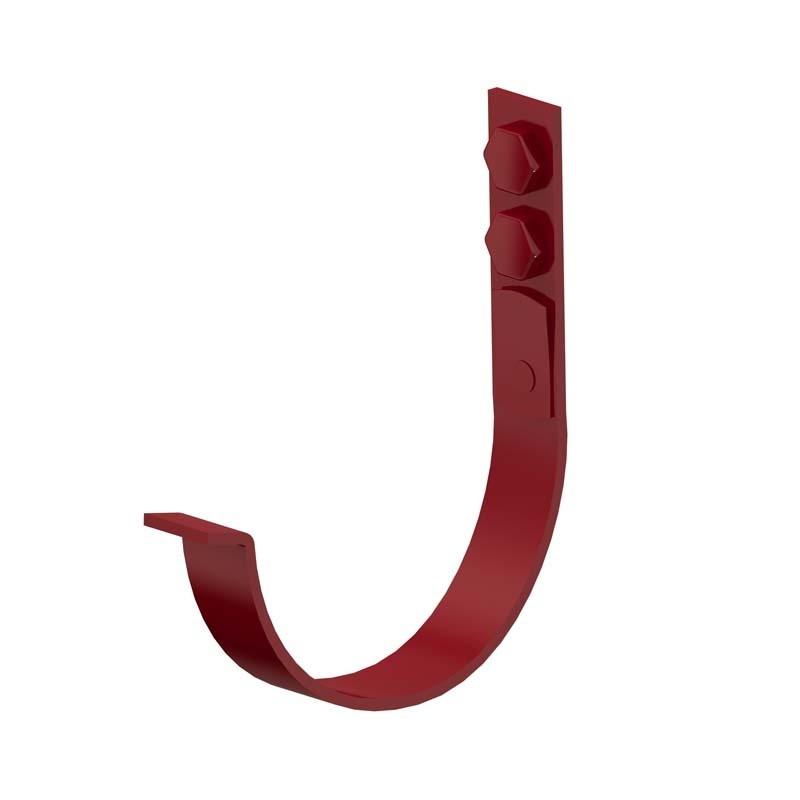 Держатель желоба карнизный D 125*132 «Престиж», RAL 3011 (Водосток)