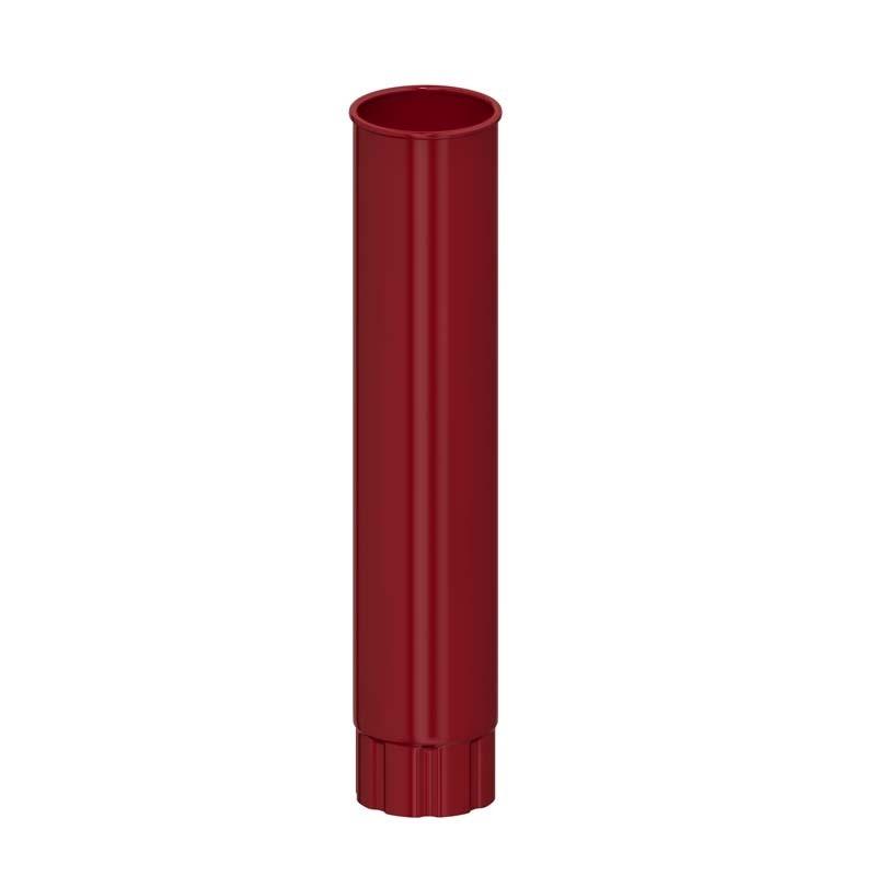 Труба водосточная D 100*1000 «Престиж», RAL 3005 (Водосток)