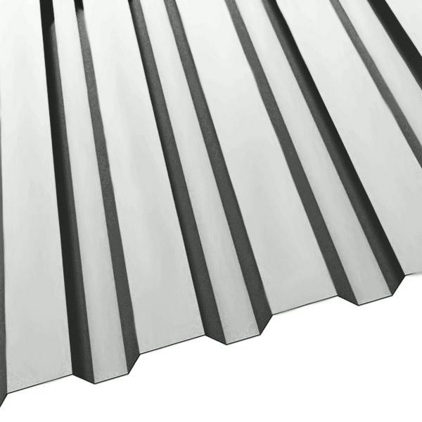 Профнастил R-20 (1150/1100) 0,55 Zn (оцинкованная сталь)