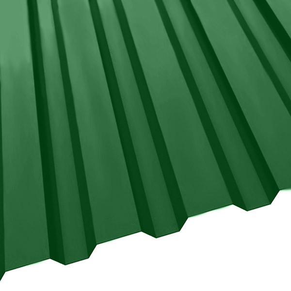 Профнастил R-20 (1150/1100) 0,45 полиэстер RAL 6002 (лиственно-зеленый)