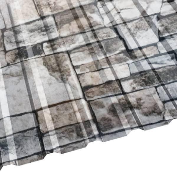 Профнастил R-20 (R) с капельником (1130/1080) 0,45 Printech кварцевый сланец 3D