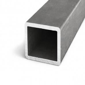 Труба профильная прямоугольная стальная горячекатаная 100x100x3мм 6м