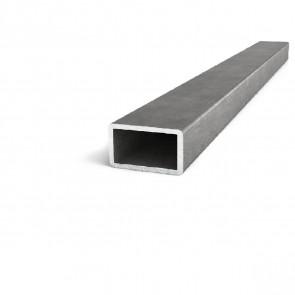 Труба профильная прямоугольная стальная горячекатаная 40x20x2мм 6м