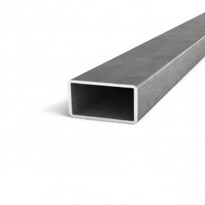 Труба профильная прямоугольная стальная горячекатаная 60x30x2мм 6м