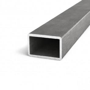 Труба профильная прямоугольная стальная горячекатаная 60x40x2мм 6м