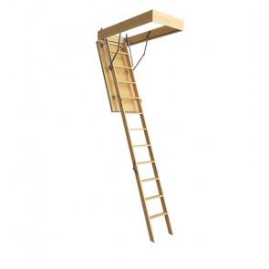 Чердачная лестница DOCKE COMFORT DSC (60*120*300)