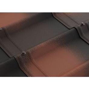 Черепица ОНДУВИЛЛА (1070*400), цвет турино 3D