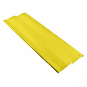Борт грядки металлической КРОМА (250*1250) RAL 1018 (цинково-желтый)