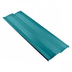 Борт грядки металлической КРОМА (250*750) RAL 5021 (водная синь)