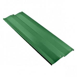 Борт грядки металлической КРОМА (250*1250) RAL 6002 (лиственно-зеленый)