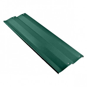Борт грядки металлической КРОМА (250*1250) RAL 6005 (зеленый мох)