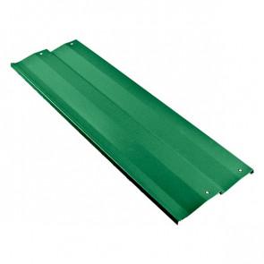 Борт грядки металлической КРОМА (250*2000) RAL 6029 (мятно-зеленый)