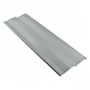 Борт грядки металлической КРОМА (250*750) RAL 7004 (сигнальный серый)