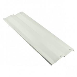 Борт грядки металлической КРОМА (250*1250) RAL 9002 (серо-белый)