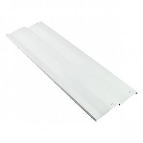 Борт грядки металлической КРОМА (250*1250) RAL 9003 (сигнальный белый)