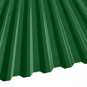Профнастил C-21 (1051/1000) 0,45 полиэстер RAL 6002 (лиственно-зеленый)