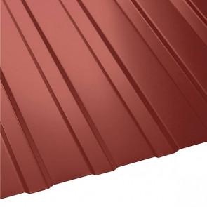 Профнастил C-8 Польша (1210/1170) 0,45 полиэстер RAL 3011 (коричнево-красный)