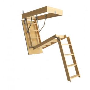 Чердачная лестница DOCKE D-STEP (60*120*280)