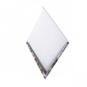 Декоративная панель «Металлошашка» (354/354) Printech 0,45 кварцевый сланец 3D
