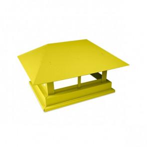 Дымник простой RAL 1018 (цинково-желтый)