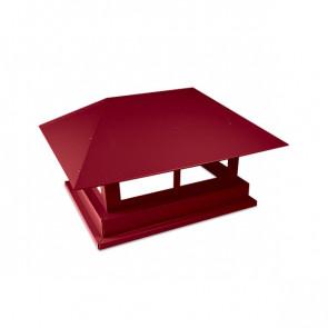 Дымник простой RAL 3003 (рубиново-красный)