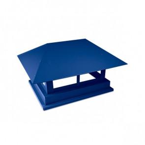 Дымник простой RAL 5005 (сигнальный синий)