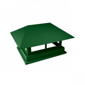 Дымник простой RAL 6002 (лиственно-зеленый)