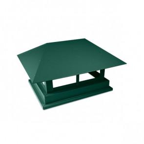 Дымник простой RAL 6005 (зеленый мох)