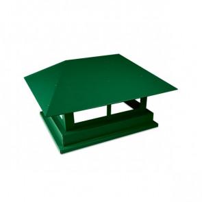 Дымник простой RAL 6029 (мятно-зеленый)