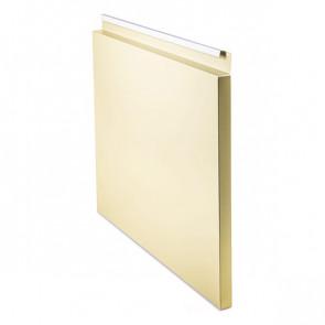 Фасадная панель № 1 (559*400) RAL 1015 (слоновая кость светлая)