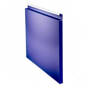 Фасадная панель № 1 (559*400) RAL 5002 (ультрамарин)