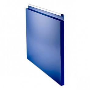 Фасадная панель № 1 (559*400) RAL 5005 (сигнальный синий)