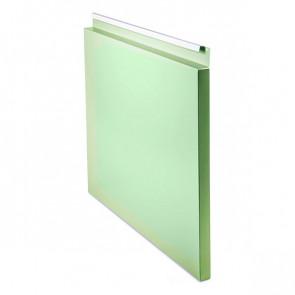 Фасадная панель № 1 (559*400) RAL 6019 (бело-зеленый)