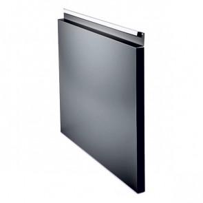 Фасадная панель № 1 (559*400) RAL 7024 (графитовый серый)
