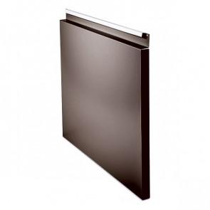 Фасадная панель № 1 (559*400) RAL 8017 (шоколадно-коричневый)