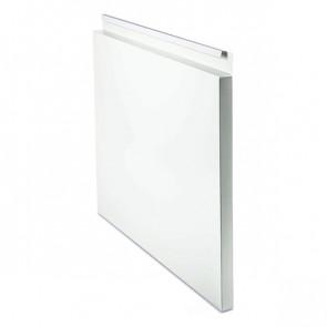 Фасадная панель № 1 (559*400) RAL 9003 (сигнальный белый)
