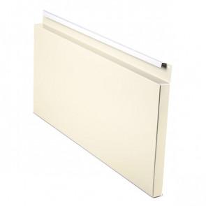 Фасадная панель № 2 (559*220) RAL 1015 (слоновая кость светлая)