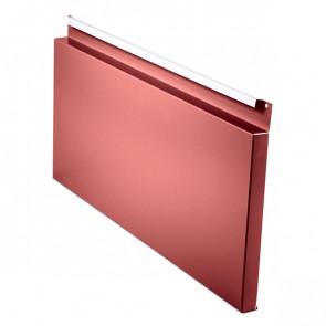 Фасадная панель № 2 (559*220) RAL 3011 (коричнево-красный)