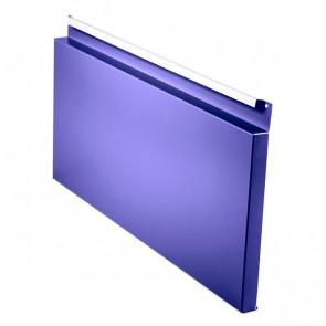 Фасадная панель № 2 (559*220) RAL 5002 (ультрамарин)