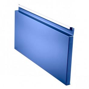 Фасадная панель № 2 (559*220) RAL 5005 (сигнальный синий)