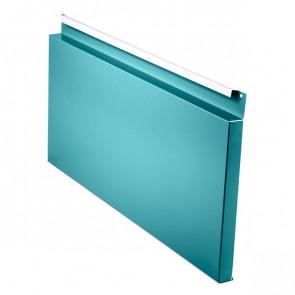 Фасадная панель № 2 (559*220) RAL 5021 (водная синь)