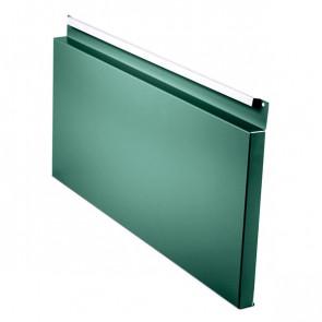 Фасадная панель № 2 (559*220) RAL 6005 (зеленый мох)