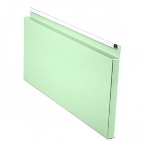 Фасадная панель № 2 (559*220) RAL 6019 (бело-зеленый)