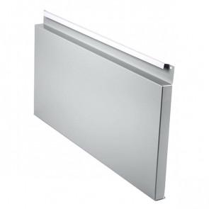 Фасадная панель № 2 (559*220) RAL 7004 (сигнальный серый)