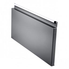 Фасадная панель № 2 (559*220) RAL 7024 (графитовый серый)