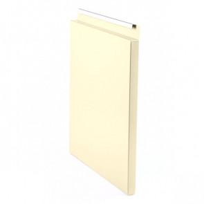 Фасадная панель № 3 (350*400) RAL 1015 (слоновая кость светлая)