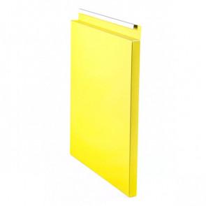 Фасадная панель № 3 (350*400) RAL 1018 (цинково-желтый)
