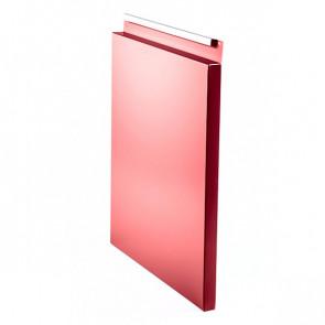 Фасадная панель № 3 (350*400) RAL 3003 (рубиново-красный)