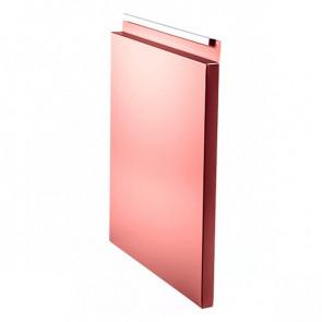 Фасадная панель № 3 (350*400) RAL 3011 (коричнево-красный)