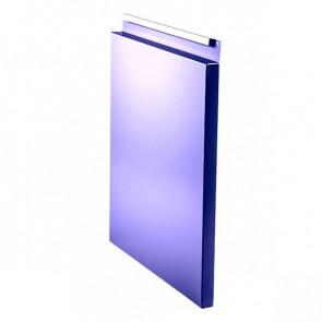 Фасадная панель № 3 (350*400) RAL 5002 (ультрамарин)